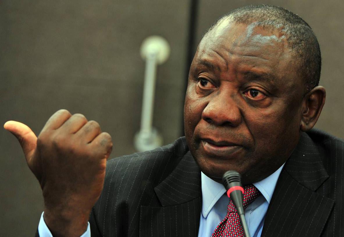 Cyril Ramaphosa sur la Xénophobie